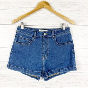 Pacsun • Mom Short Jean Shorts